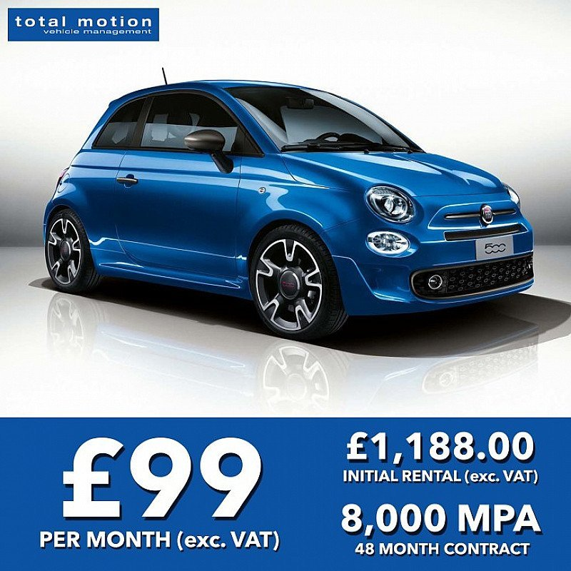 £99 Fiat 500 - Business Leasing Offer