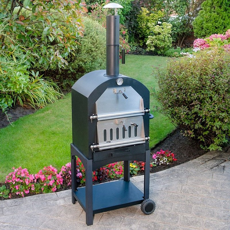 SAVE 20% OFF Wood Fired Pizza Oven!