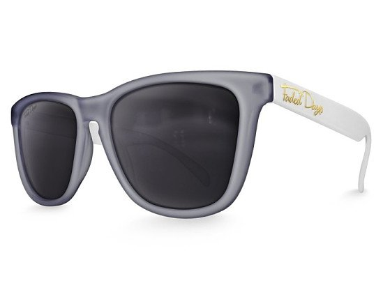Shop our Polarized Slate Haze Cat Eye Sunglasses - £22.00!