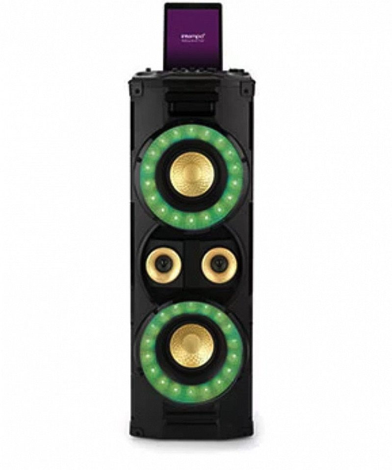 SAVE 80% OFFIntempo Superior Bass 400w Bluetooth Boom System Speaker Tower!