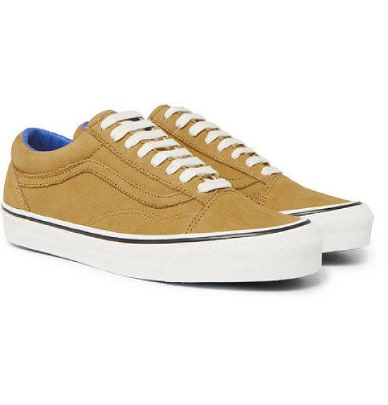 SAVE 50% OFF VANS OG Old Skool LX Nubuck Sneakers!