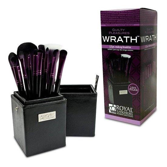 50% OFF - Wrath Royal & Langnickel's Brush Set!