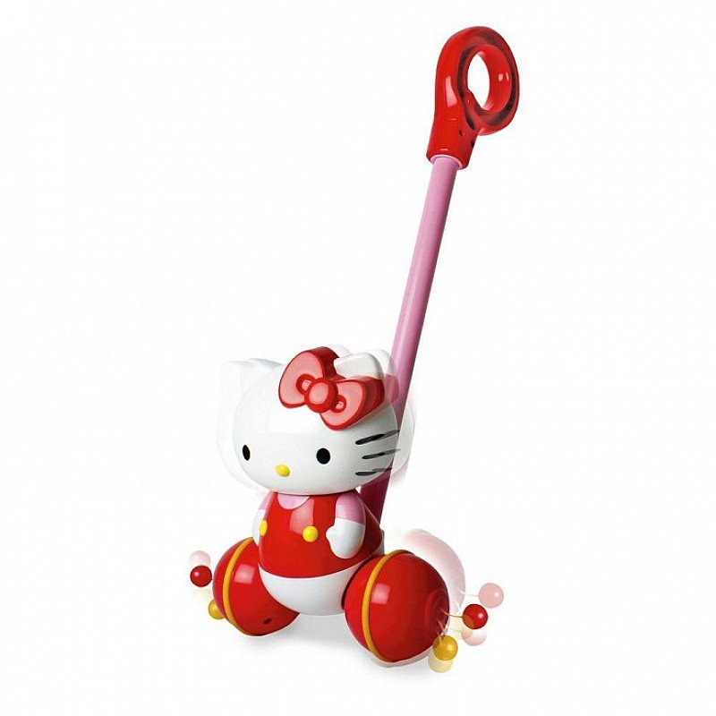 Get 70% OFF this Hello Kitty Push Along!