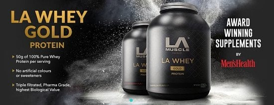 Free £50 Whey Protein with Your Order Today. Minimum Spend £50!