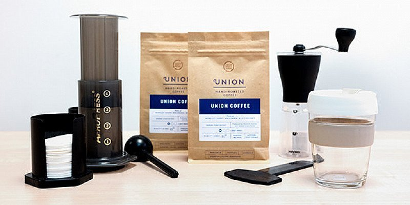 On-The-Go Aeropress Kit - NOW ONLY £75!