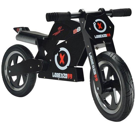 SAVE 1/3 on this Kiddimoto Jorge Lorenzo Heroes Superbike Balance Bike!