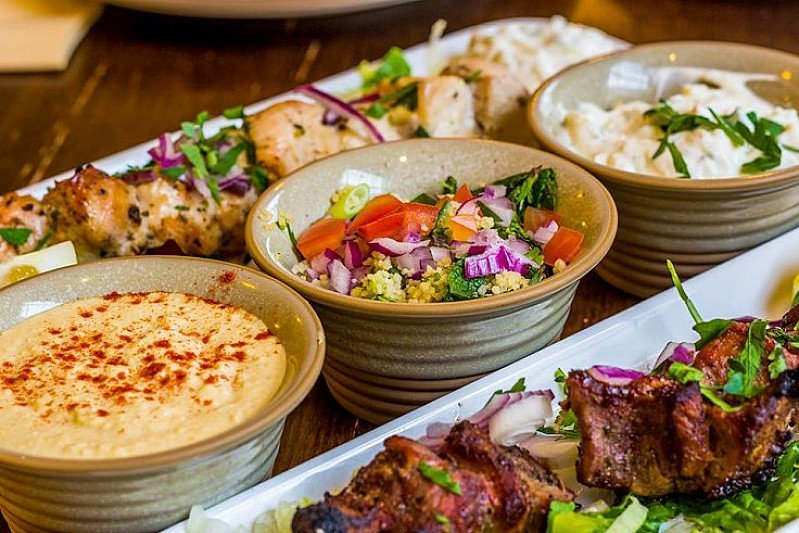 Try a tapas lunch combo today!