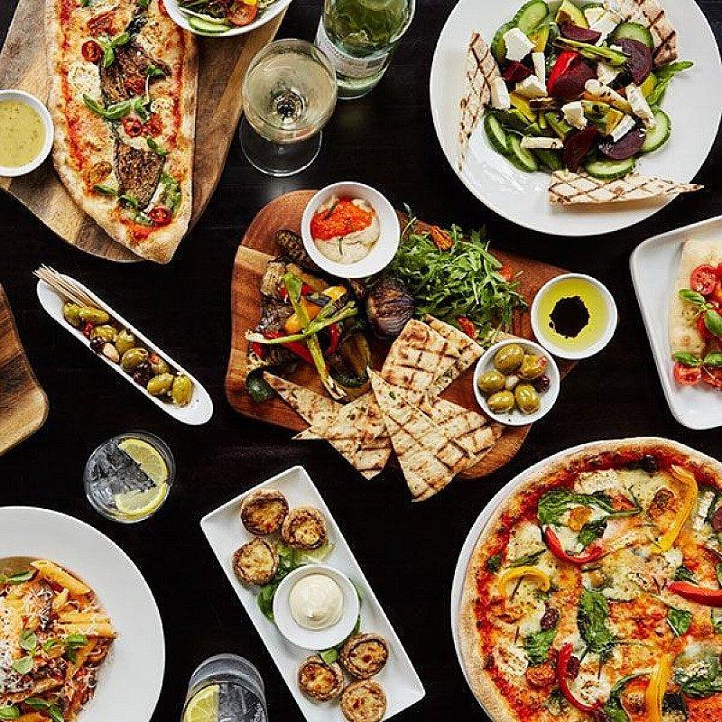 Get 30% OFF FOOD at Prezzo!