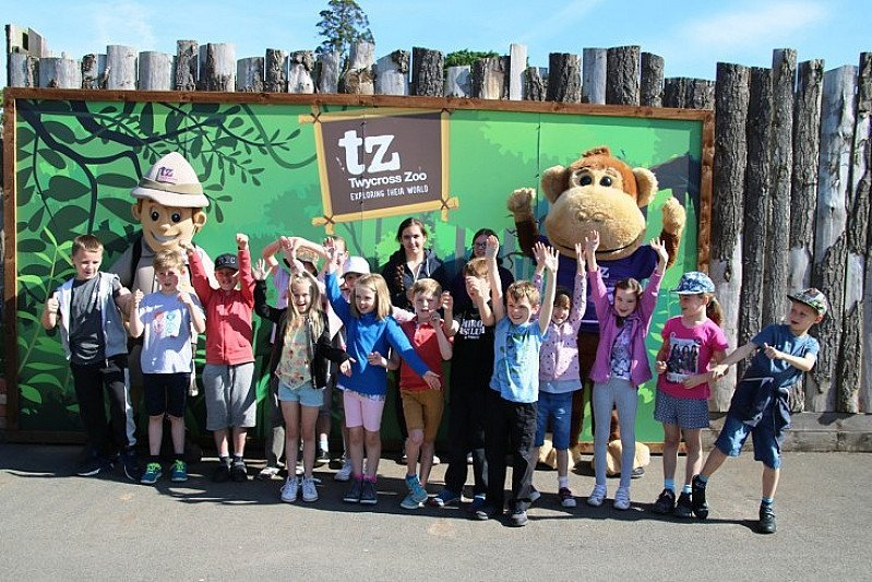 Exciting Keeper Talks all summer round with the animals from the Zoo!