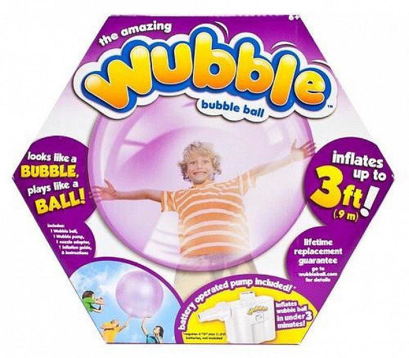 1/2 PRICE - Purple Wubble Bubble Ball!
