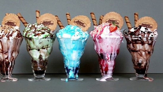 Check out our delicious Sundaes on our online menu!