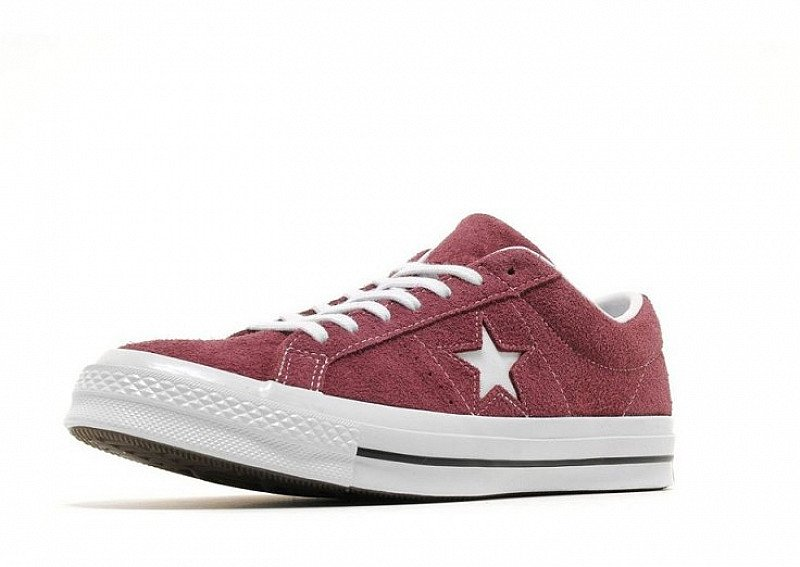 SAVE 62% OFF Converse One Star Suede!