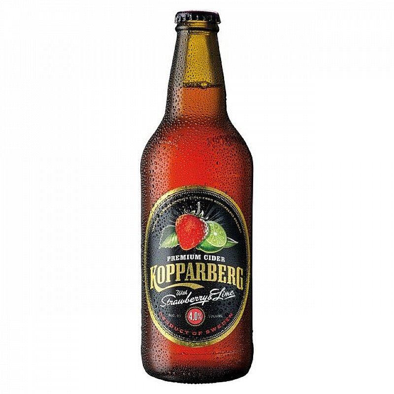 Kopparberg Premium Cider Was £37.30 - Now £32.40