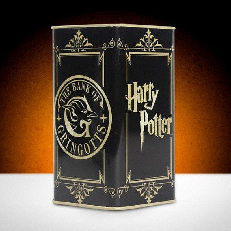 Harry Potter Tin Money Box - Gringotts Bank
