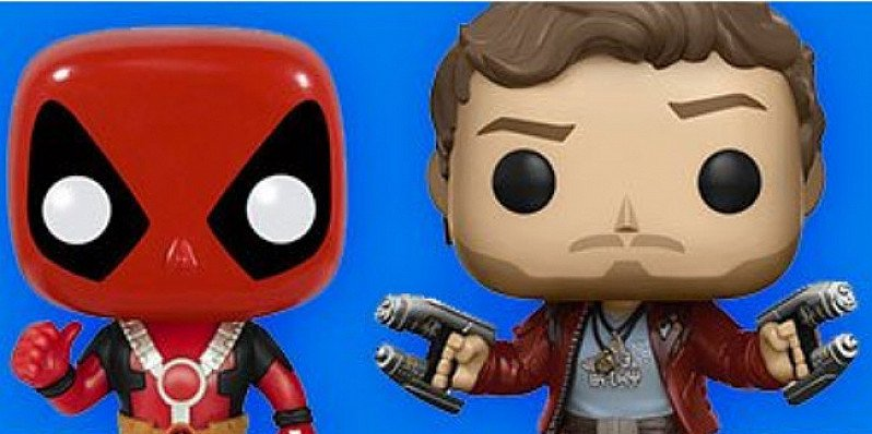 FUNKO POP! FIGURES - 2 for £25 or 3 for £35
