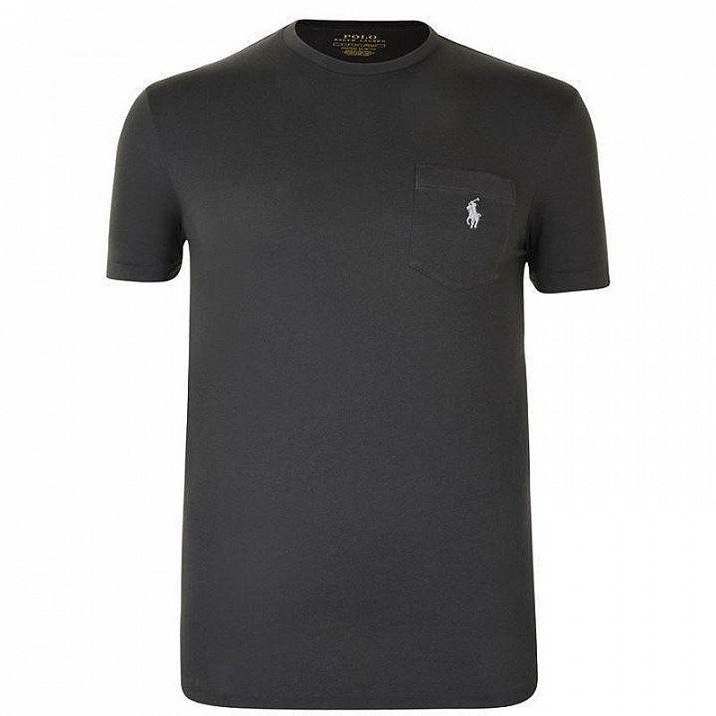 POLO RALPH LAUREN Logo Pocket T Shirt, NOW 50% OFF!