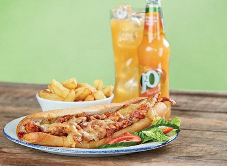 Visit us for Lunch before 5pm and get a FREE Soft Drink!
