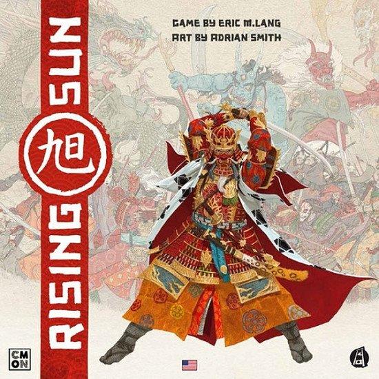 Rising Sun Board Game - SAVE 10%!