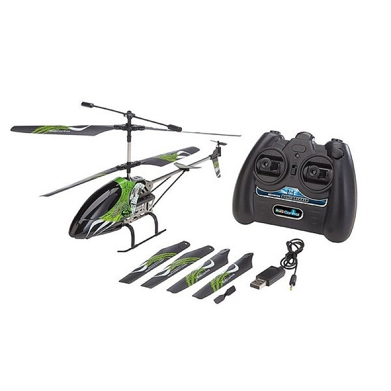 SAVE 15% on this Bone Breaker RC Helicopter Revell Control!
