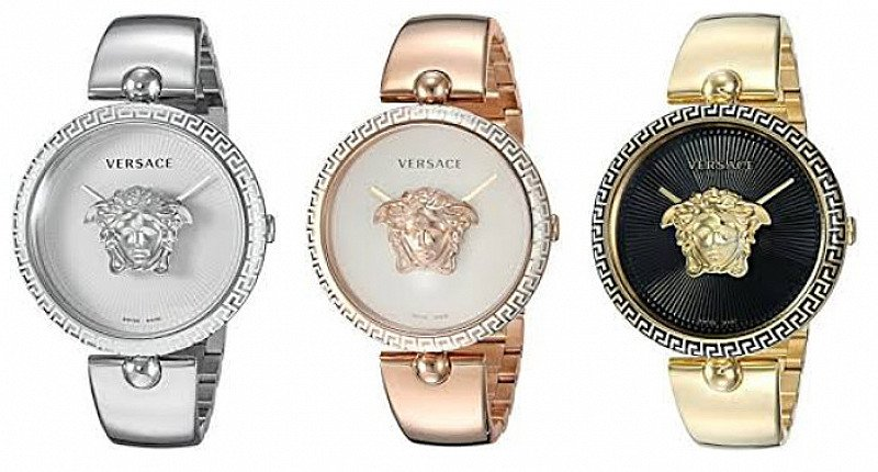 OVER 30% OFF - VERSACE Palazzo Watches!