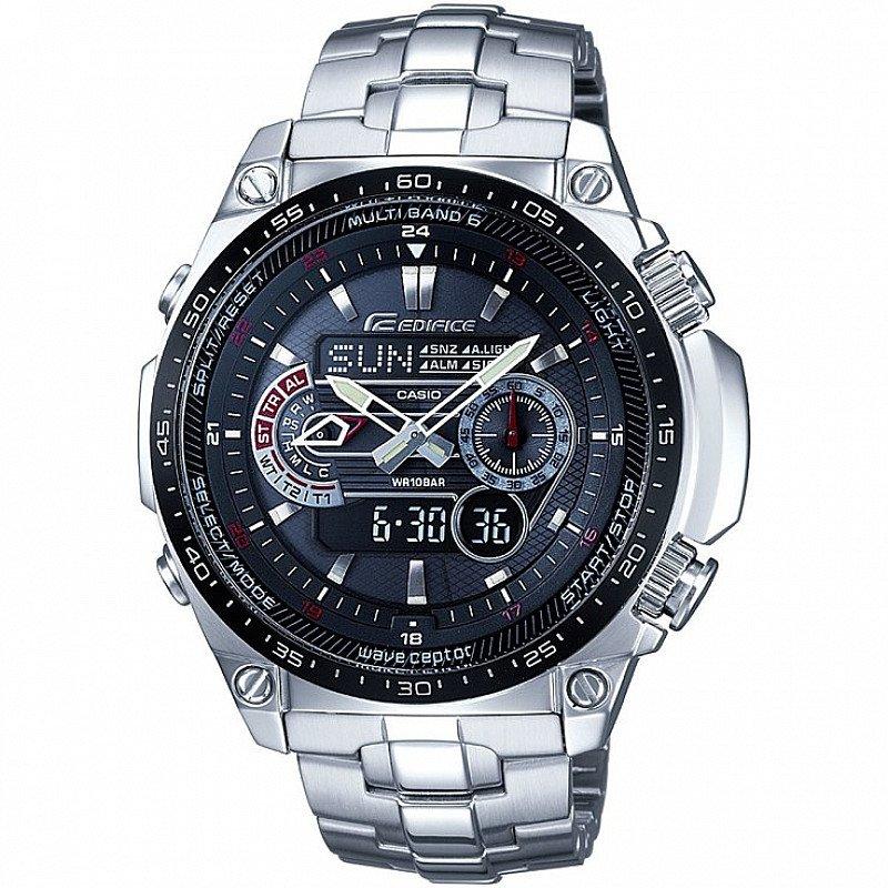 HALF PRICE - Casio Edifice Men's Solar Powered Radio Controlled Watch!
