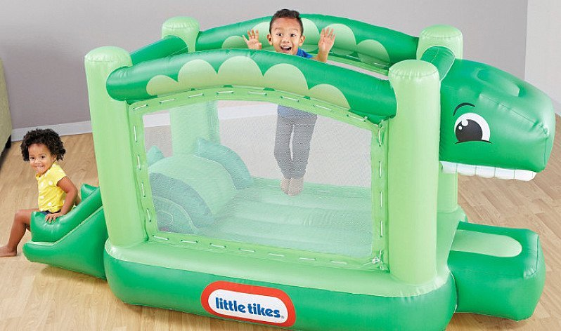 20% OFF this Little Tikes Dino Bouncer!