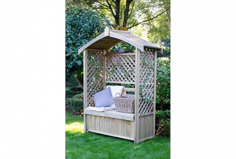 SAVE £30 on this Forest Garden Lyon Arbour!