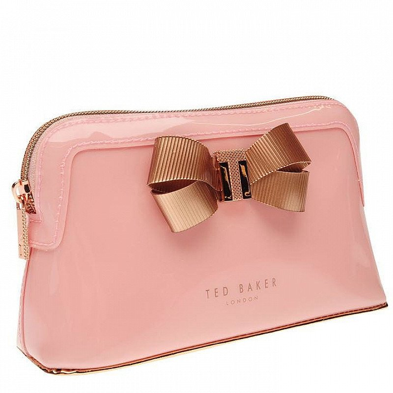 TED BAKER Ted Lezlie Makeup Bag - LESS THAN 1/2 PRICE!