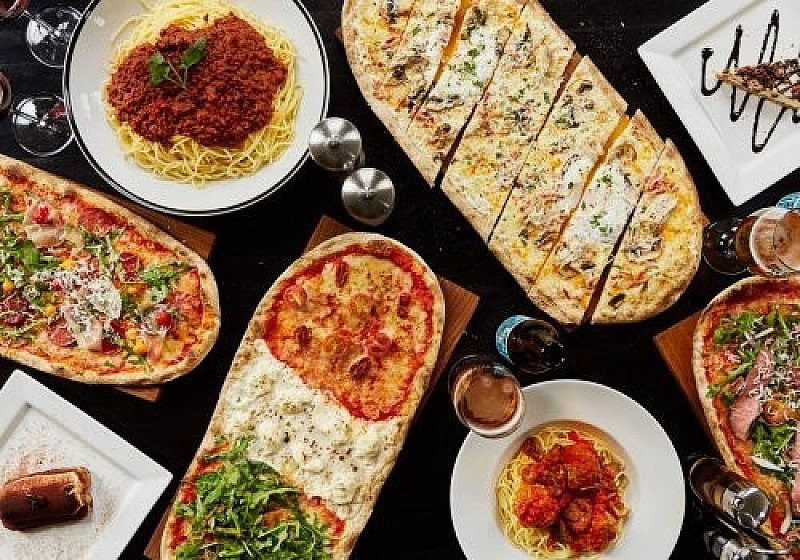 2 for 1 on Mains at Prezzo - ALL DAY!