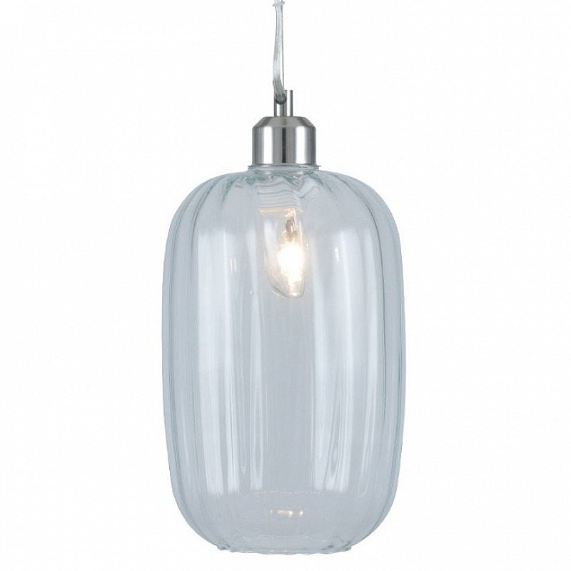 SAVE £50 on this Fluted Glass Pendant!