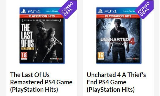 Grab PlayStation Hits - 2 for £25 + SAVE OVER 10%!