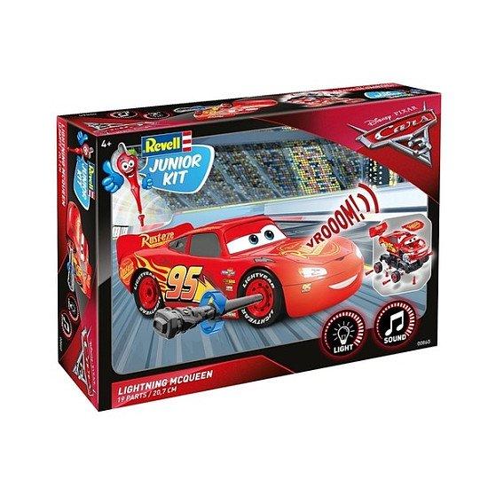 20% OFF - Lightning McQueen (Cars 3) Level 1 Revell Junior Kit!