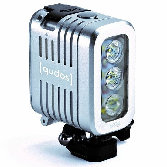 SAVE 12% on this Knog Qudos Action Light Fits GoPro Sony Action Cam!