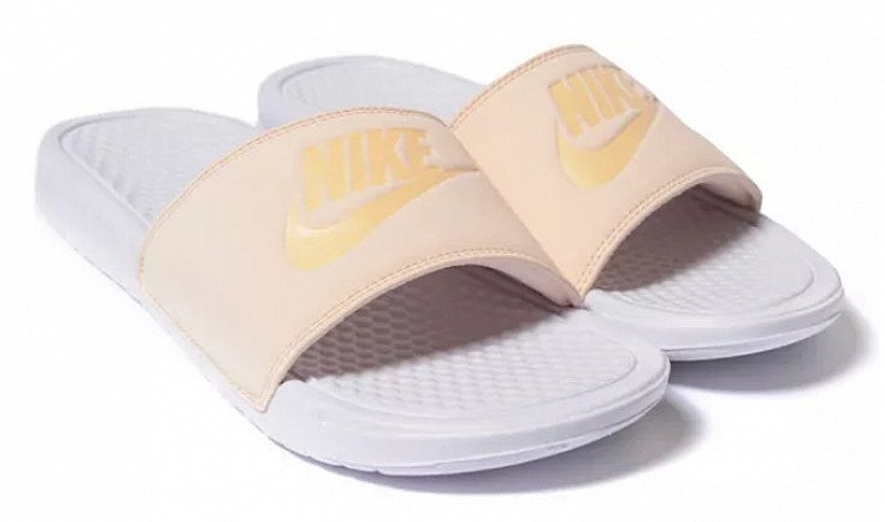 1/2 PRICE - Nike Benassi Just Do It Slides Women's!