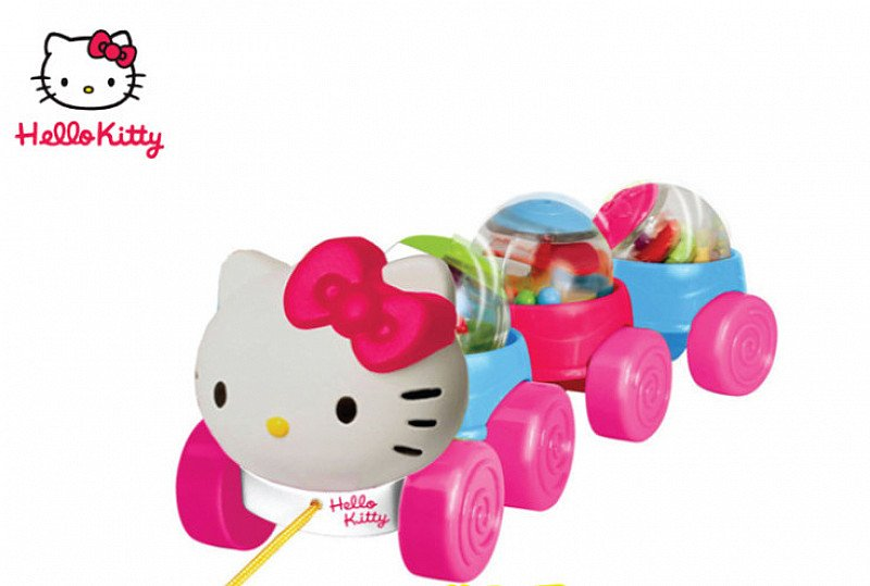 SAVE OVER 70% on this Hello Kitty Rolling Activity!