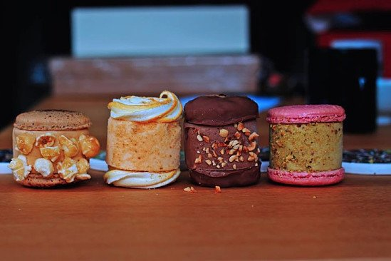 We're up in Manchester this Summer, serving up delicious Ice-Cream Sandwiches!