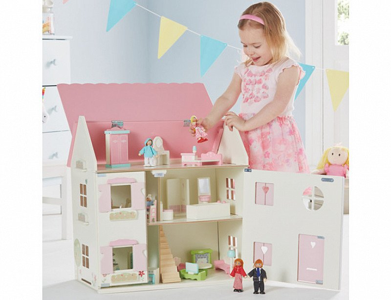 Spend £50 & SAVE 10% or Spend £75 & SAVE 15% on Selected Wooden Toys!