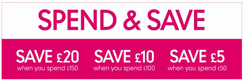 Spend & SAVE this July at Mothercare!