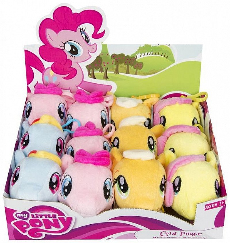 1/2 PRICE - My Little Pony Coin Purses!