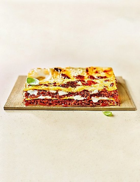 A tasty Made Without Wheat Beef Lasagne: £7.00!