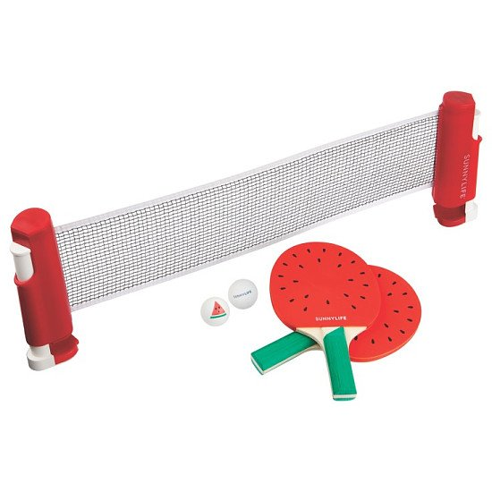 Sunnylife Watermelon Ping Pong set: £32.00!