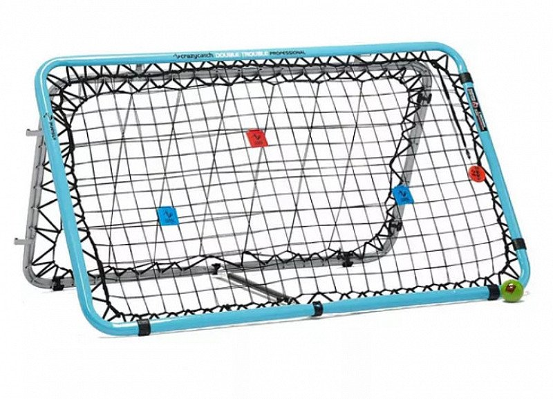 £30 OFF this Crazy Catch Professional Double Trouble Rebound Net!