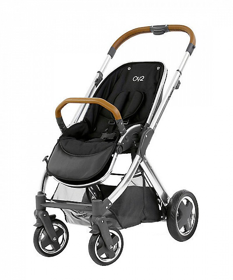 £25 OFF - Oyster 2 Mirror Chassis Pushchair!