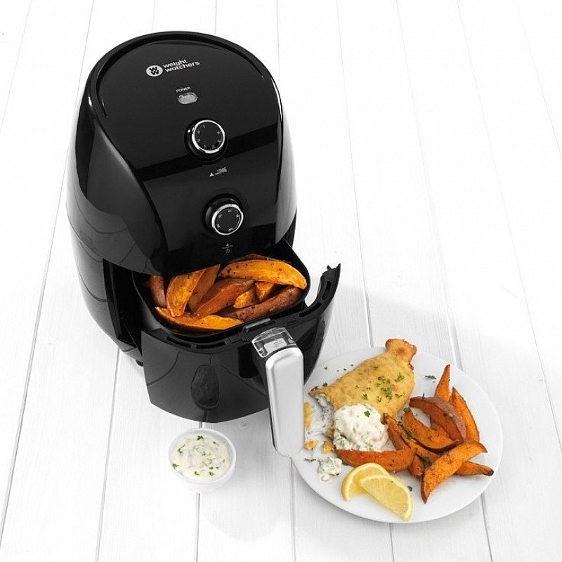 OVER 35% OFF this Weight Watchers Compact Hot Air Fryer!