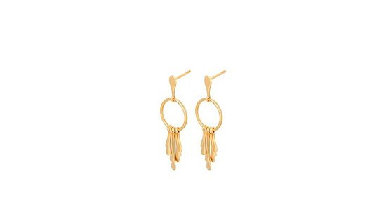 Shop the beautiful Waterfall Earrings for just £54.00!