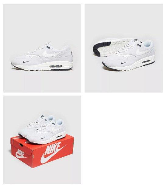 NEW ARRIVALS - Nike Air Max 1 Premium £110.00!