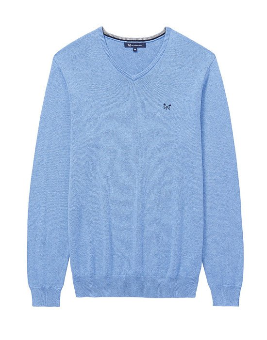 SAVE 60% OFF FOXLEY V NECK JUMPER!