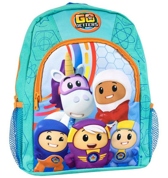 Go Jetters Backpack - LESS THAN 1/2 PRICE!