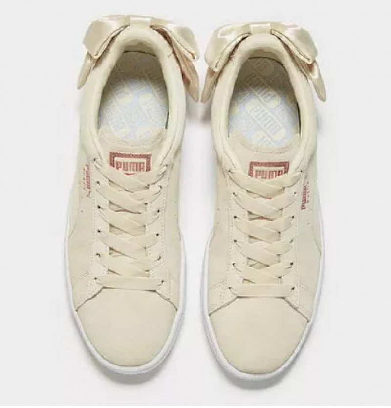 OVER 45% OFF - PUMA Suede Bow Women's!