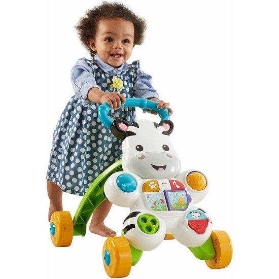SAVE OVER 20% on this Fisher Price Zebra Walker!